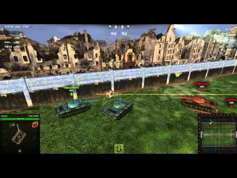 WOT class panzer scoccer-south korea league(?)