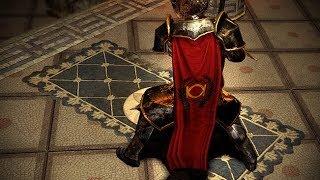 Path of Exile: Blackguard Cloak