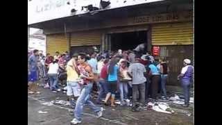 Saqueos #Caripito Edo #Monagas