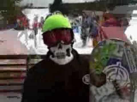 Pro riders Mike Farnum, Teddy Karlinski