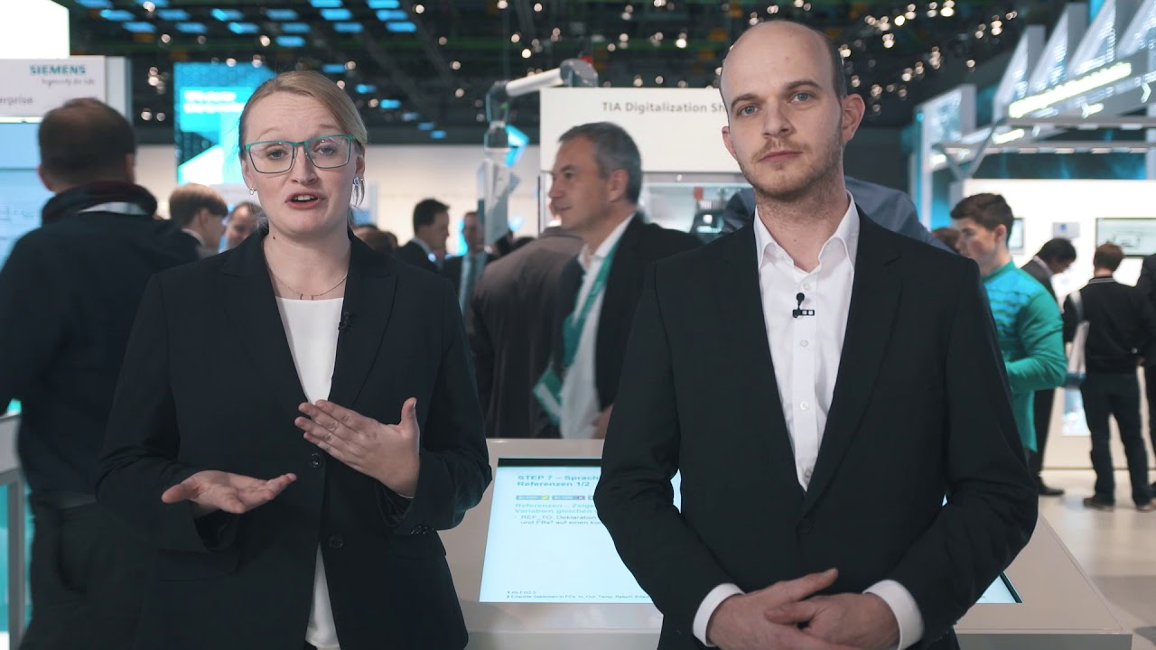 TIA Portal V15 from Siemens - Digitalize your engineering