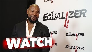 The Equalizer 2 at CinemaCon Featurette with Antoine Fuqua