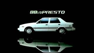 [HYUNDAI] 1988년형  프레스토(PRESTO)