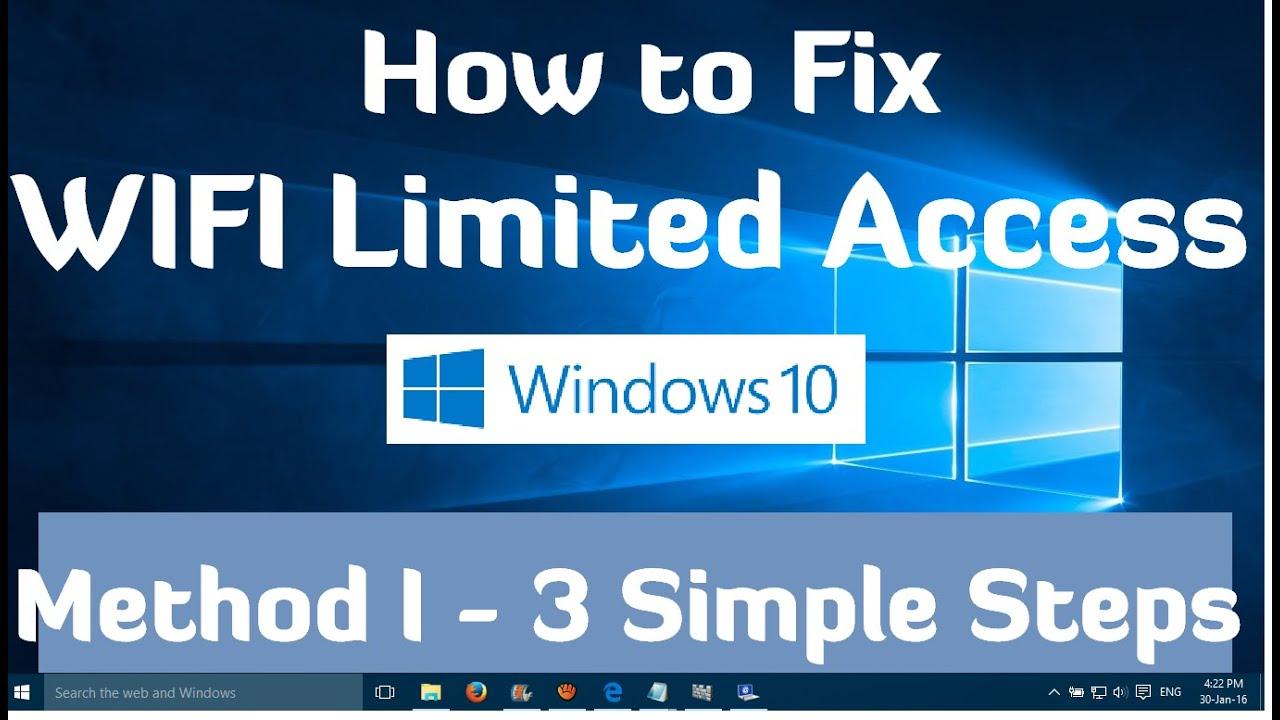 how to add wifi hd to windows 104