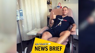 Local man beats cancer thanks to stranger's donation