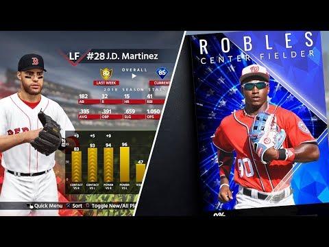 🔴 JD MARTINEZ DIAMOND + OHTANI GOLD + NEW DIAMOND PROGRAM! HUGE MLB THE SHOW 18 UPDATE