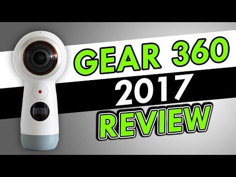Gear 360 2017 In-Depth Review + Tutorial