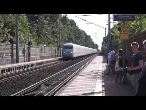 Ausbaustrecke Hannover-Wolfsburg - Hannover to Wolfsburg upgraded line