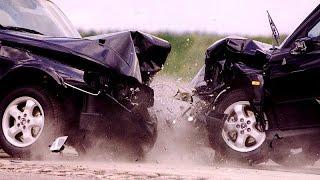 Жёсткие и смертельные аварии и ДТП.ЖЕСТЬ!!!!!№2