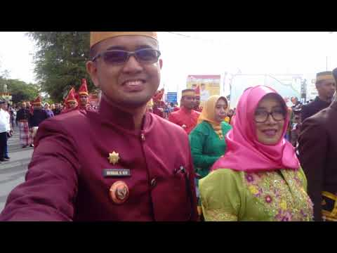 Video : Semarak Karnaval Budaya Jelang Hari Jadi Selayar Ke 412
