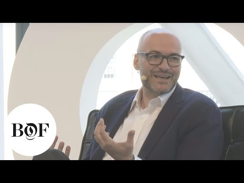 BoF VOICES | Victor Luis in conversation with Imran Amed
