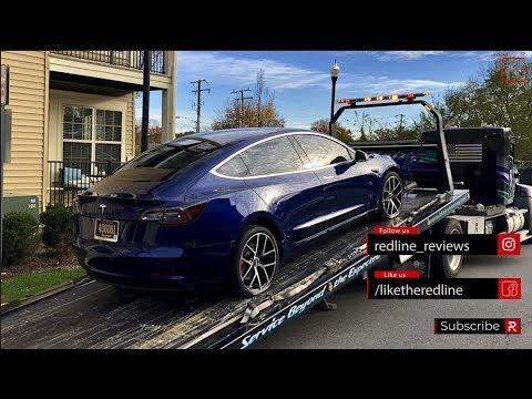 2018 Tesla Model 3 Update #1 – Here's Everything That Has Gone WRONG