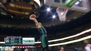 Jayson Tatum Highlights vs Washington Wizards (19 pts, 5 reb, 6 ast)