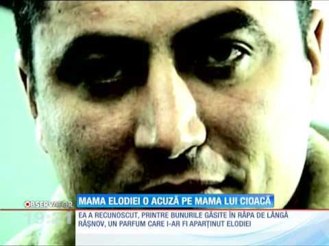 Mama Elodiei o acuza pe mama lui Cioaca