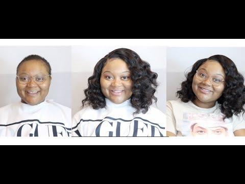 Breast Cancer Survivor Makeover! BLACK FRIDAY WIG DEAL