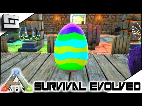 ARK: Survival Evolved - EASTER EGGS and SWAMP/SNOW CAVE LOCATIONS! S3E83 ( Gameplay )