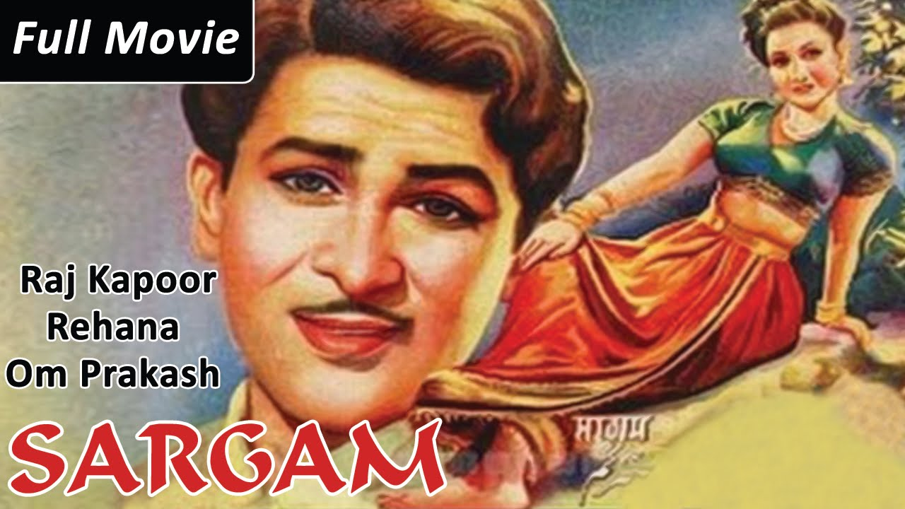 sargam 1950 full movie classic hindi films by movies heritage youtube. Black Bedroom Furniture Sets. Home Design Ideas