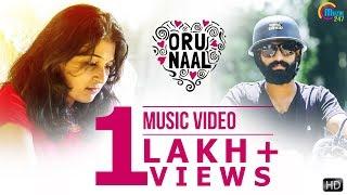 Oru Naal | Tamil Music Video | Krishnan Namboodiri | Shema Sara Mathew | Official