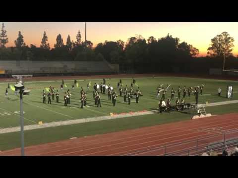 Laguna Hills High School Marching and & Color Guard Part 2