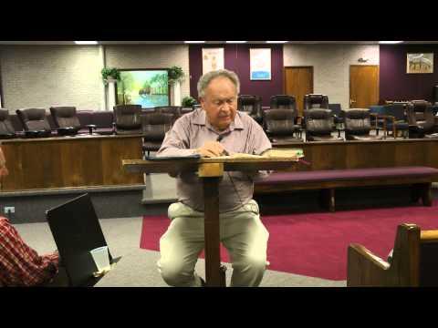 Opening Bible Syudy Bradenton Gospel Tabernacle