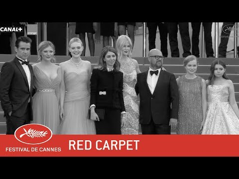 THE BEGUILED - Red Carpet - EV - Cannes 2017