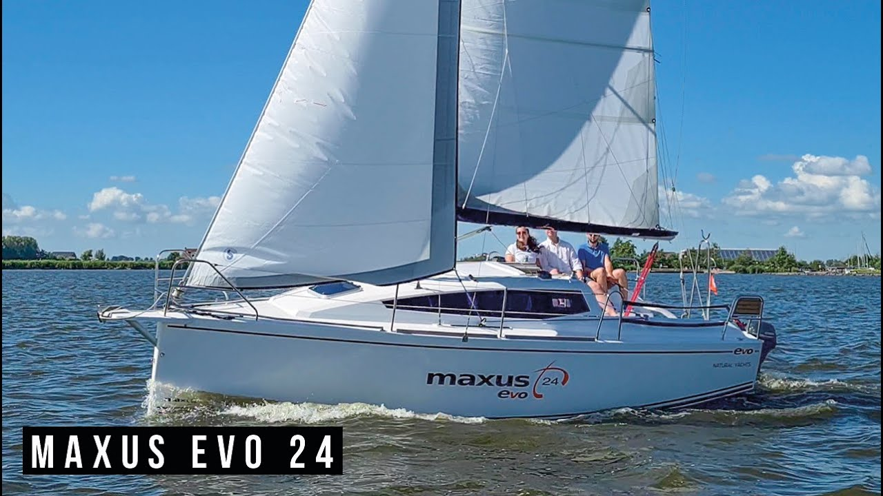 New video // maxus evo 24 exterior mood video