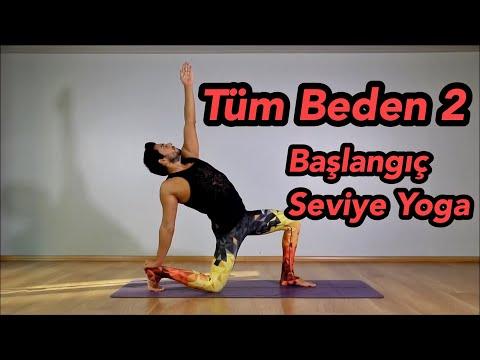 Tüm Beden 2 - Başlangıç Seviyesi Yoga Dersi