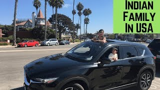 Indian Family In USA (Productive Day Vlog 2018)