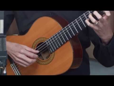 Classical Guitar Lesson 1