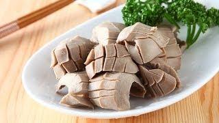 【楊桃美食網】豬腰子如何處理才不會有尿騷味?