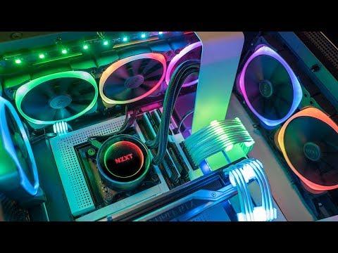 NZXT Hue 2 RGB Lighting Kit + Accessories Review | Bit-tech
