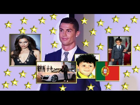 Cristiano Ronaldo $ family $ and $ biography 2016