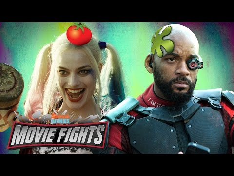 Suicide Squad: Rotten or Fresh? - MOVIE FIGHTS!!