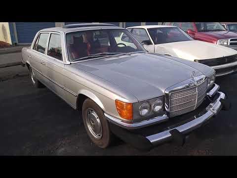 1975 Mercedes Benz 450 SEL