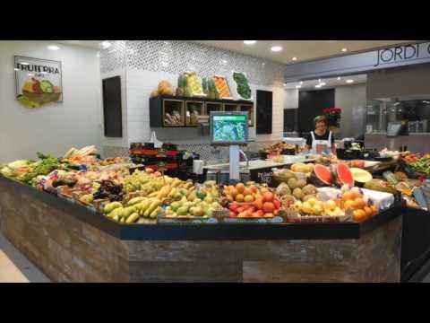 Fruterra fruter a de dise o youtube for Decoracion de fruterias