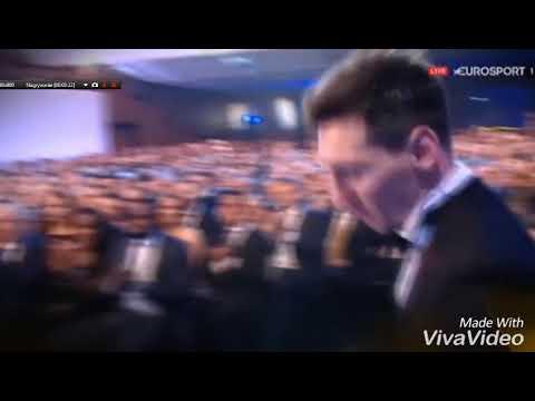 Leo Messi el dios