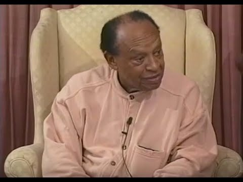 Lionel Hampton Interview by Monk Rowe - 10/18/1995 - NYC