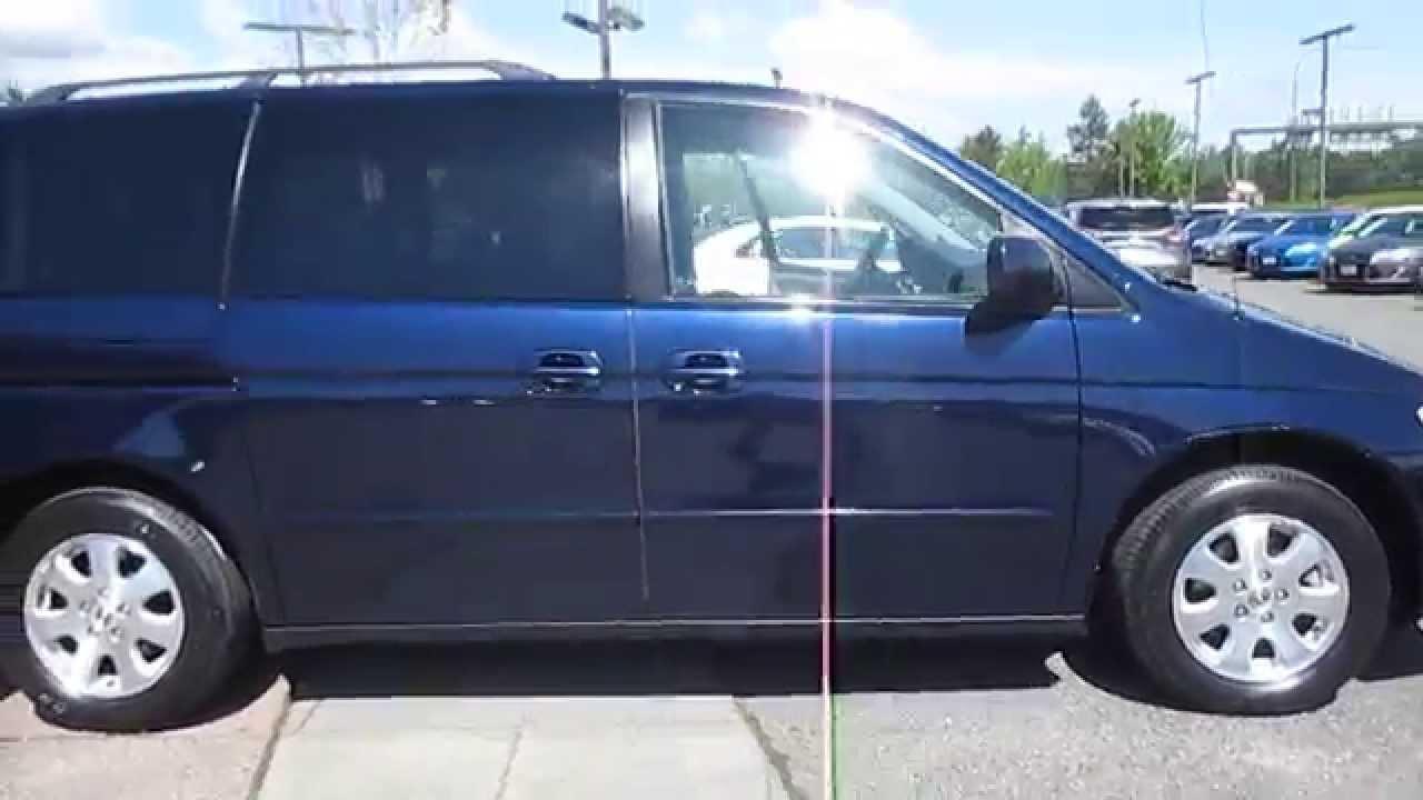 2004 Honda Odyssey, Blue   STOCK# 20229A   Walk Around