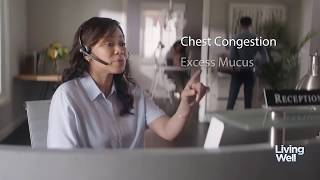 Mucinex® Living Well Commercial