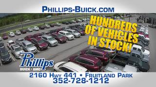 Phillips Buick GMC - Top 5 Buick Dealer in the Southeast