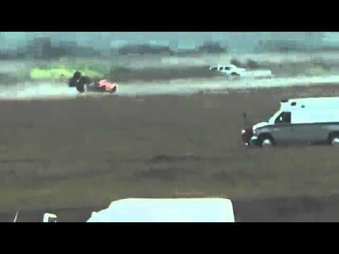 Thegioixe.vn-tai nạn Lamborghini Gallardo .flv