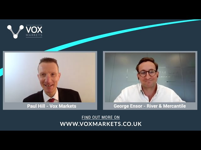 River & Mercantile Portfolio Manager, George Ensor, discusses the UK small cap equity markets
