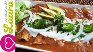 Enfrijoladas con queso fresco Comida Saludable, Comida Mexicana