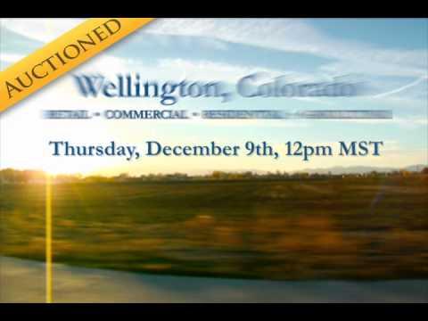 Wellington, CO Portfolio Auction