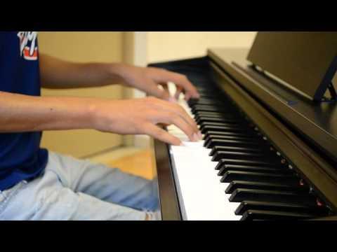 Los cuentos de la calle broca - Piano cover.