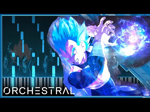Extended Royal Blue Vegeta&39;s Limit Breaker Theme  Dragon Ball Super 「Epic Orchestral Cover」