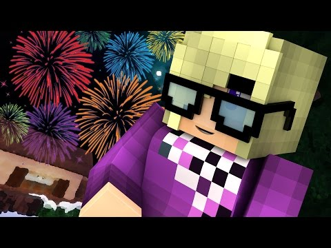A New Years Kiss   Minecraft MyStreet [Ep.13 Minecraft Roleplay]