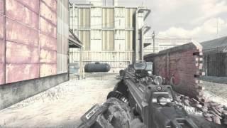 Call of Duty: Ghosts - Ком-бой на карте Freight