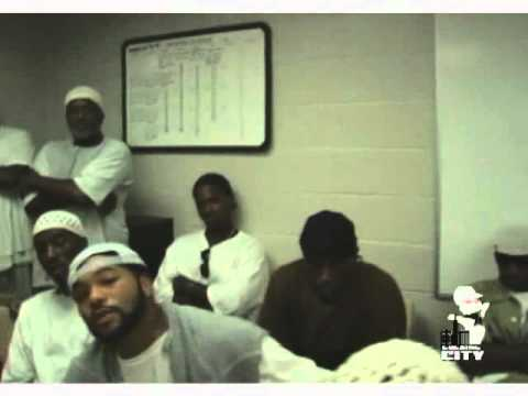 COCAINE CITY - LIVE FROM COLBURN FEDERAL WIT DR. MUTULU SHAKUR AND CHAZ WILLIAMS OF BLACKHAND ENT.