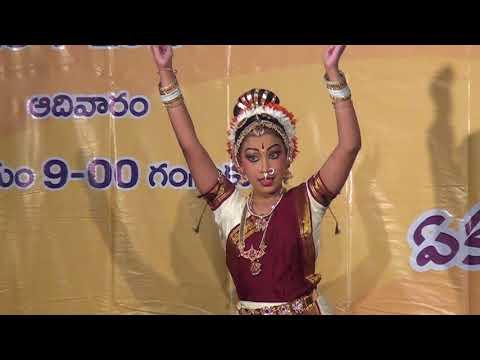 Manikya veena upalalayantheem kuchupudi dance by Akshara
